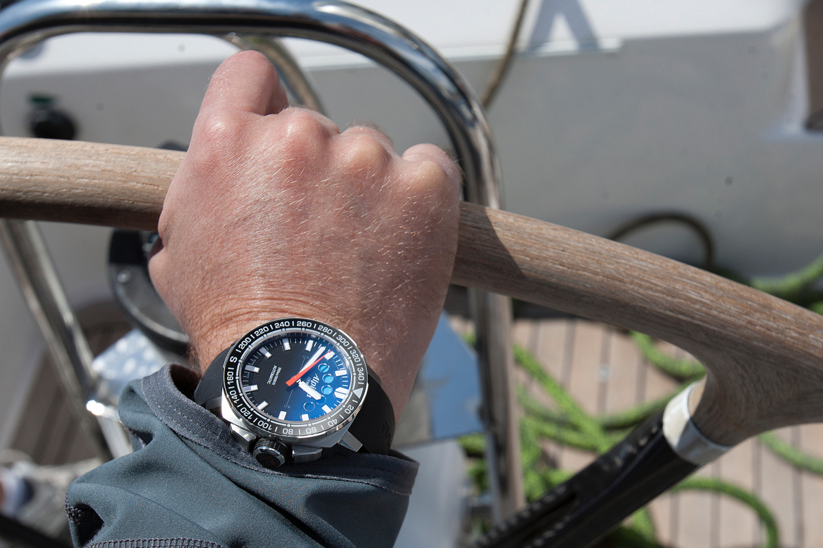 Montre Alpina Regatta Timer