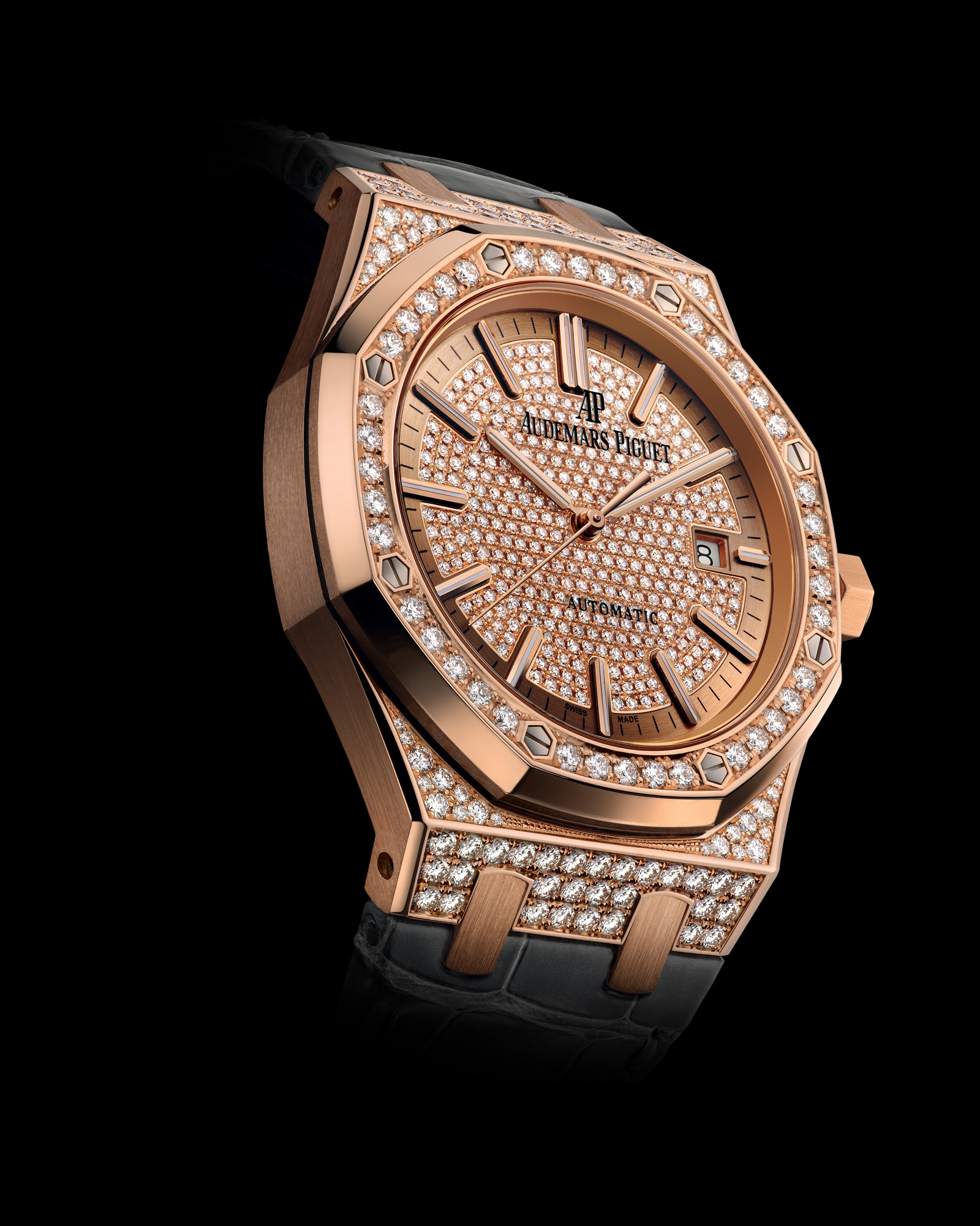Audemars Piguet Royal Oak Automatique - Réf: 15402ORZZD003CR02