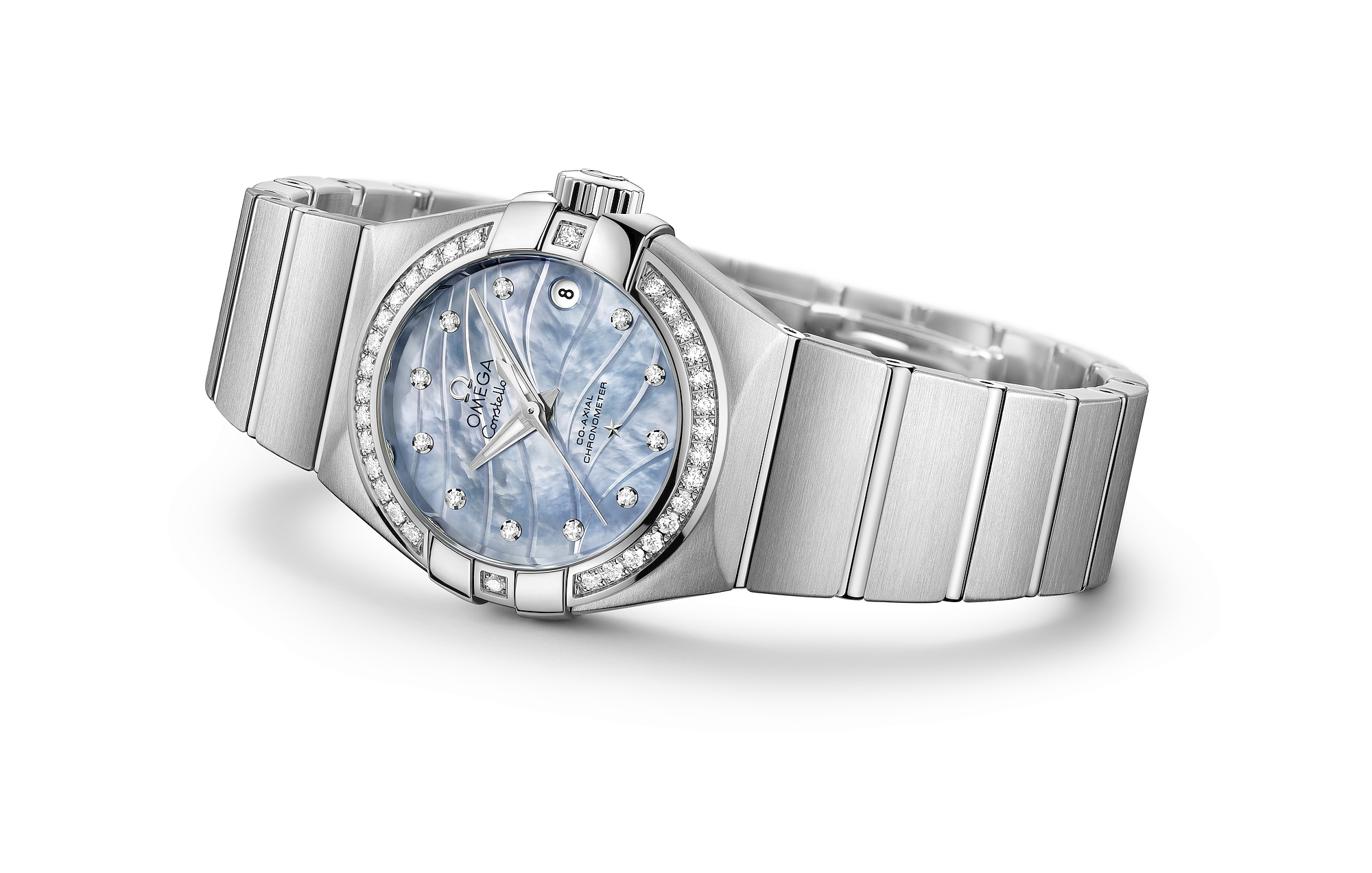 Montre Omega Constellation Pluma - Baselworld 2014 Omega