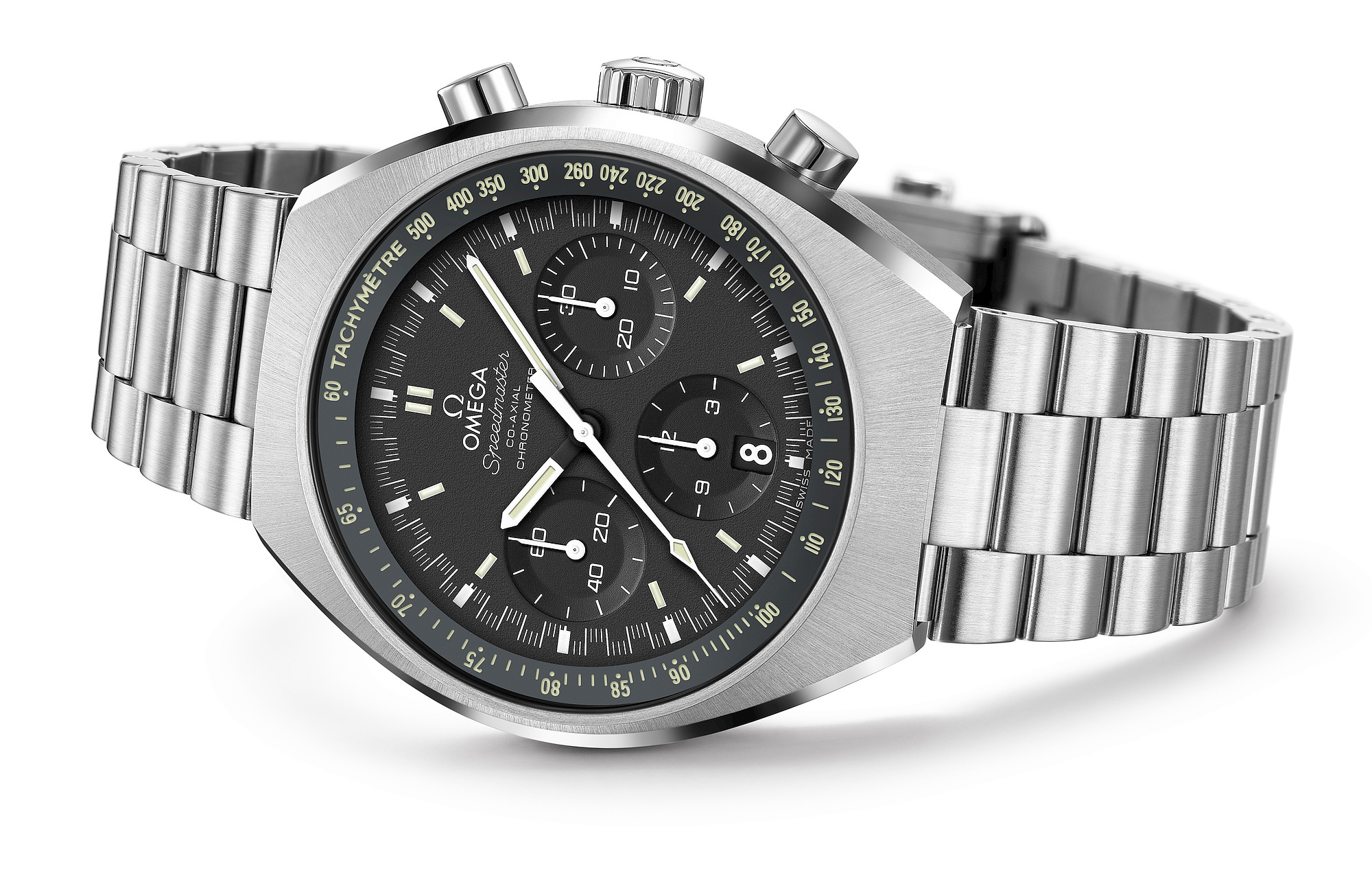 Montre Omega Speedmaster Mark II - Baselworld 2014 Omega