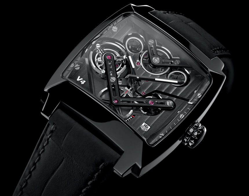 Montre Baselworld 2014 de TAG Heuer