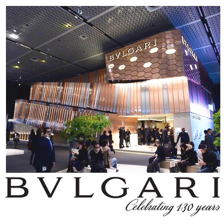 Pavillon Bulgari à Baselworld 2014???