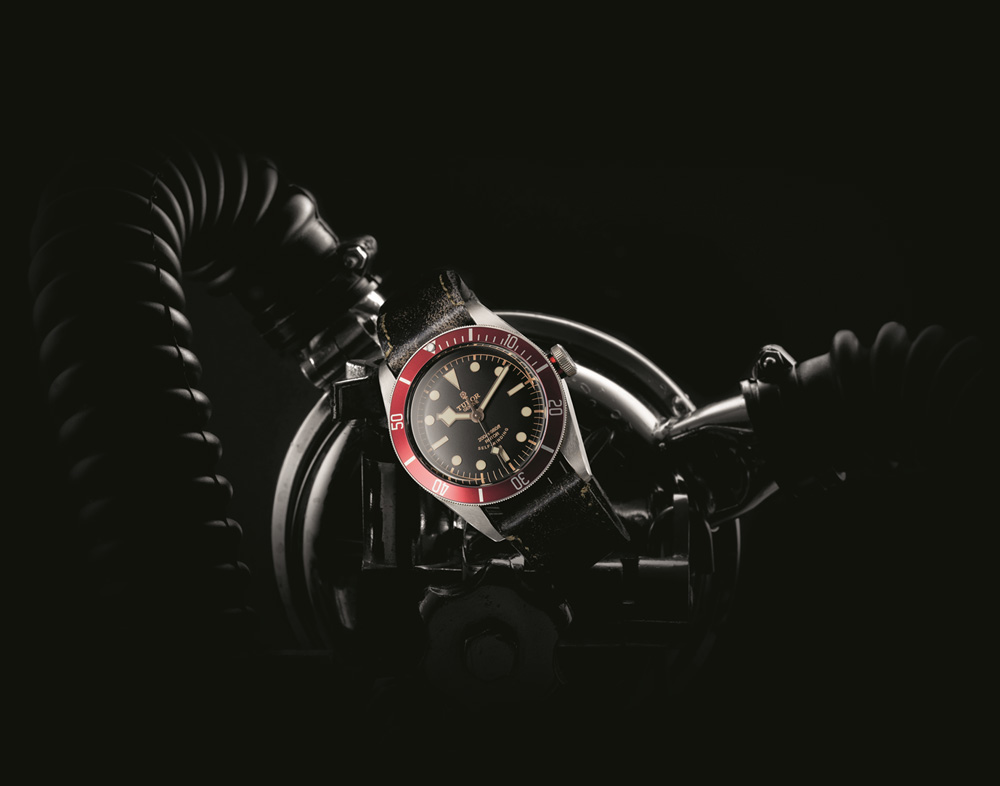 Montre TUDOR Heritage Black Bay - Baselworld 2014 TUDOR
