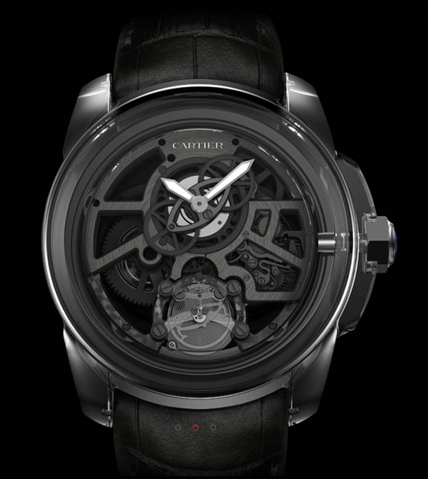 Cartier Concept Watch ID TWO