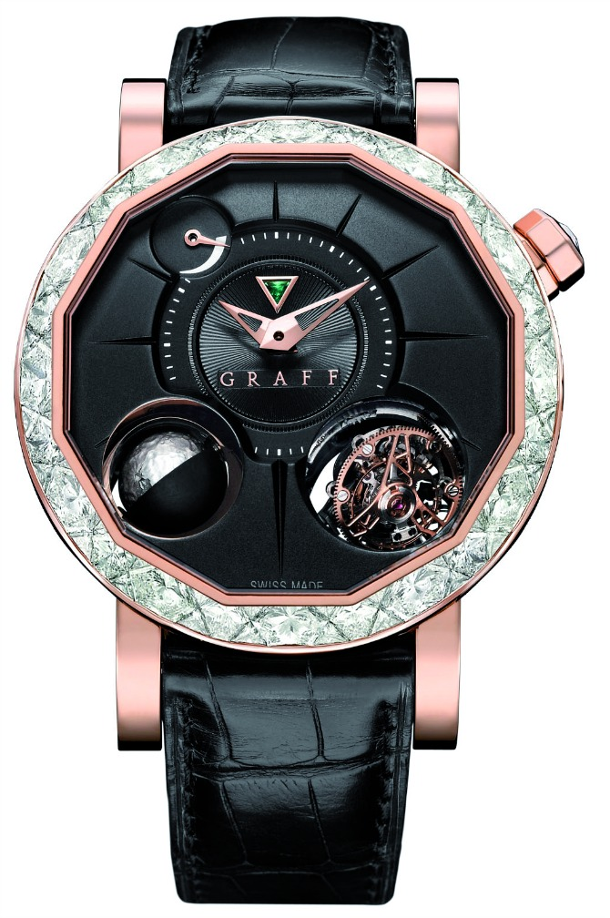 Montre Graff-Diamond-GyroGraff