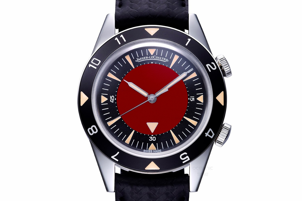 Montre Memovox Tribute to Deep Sea Jeager-LeCoultre
