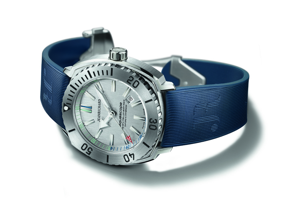 Montre JEANRICHARD Aquascope Boat Race