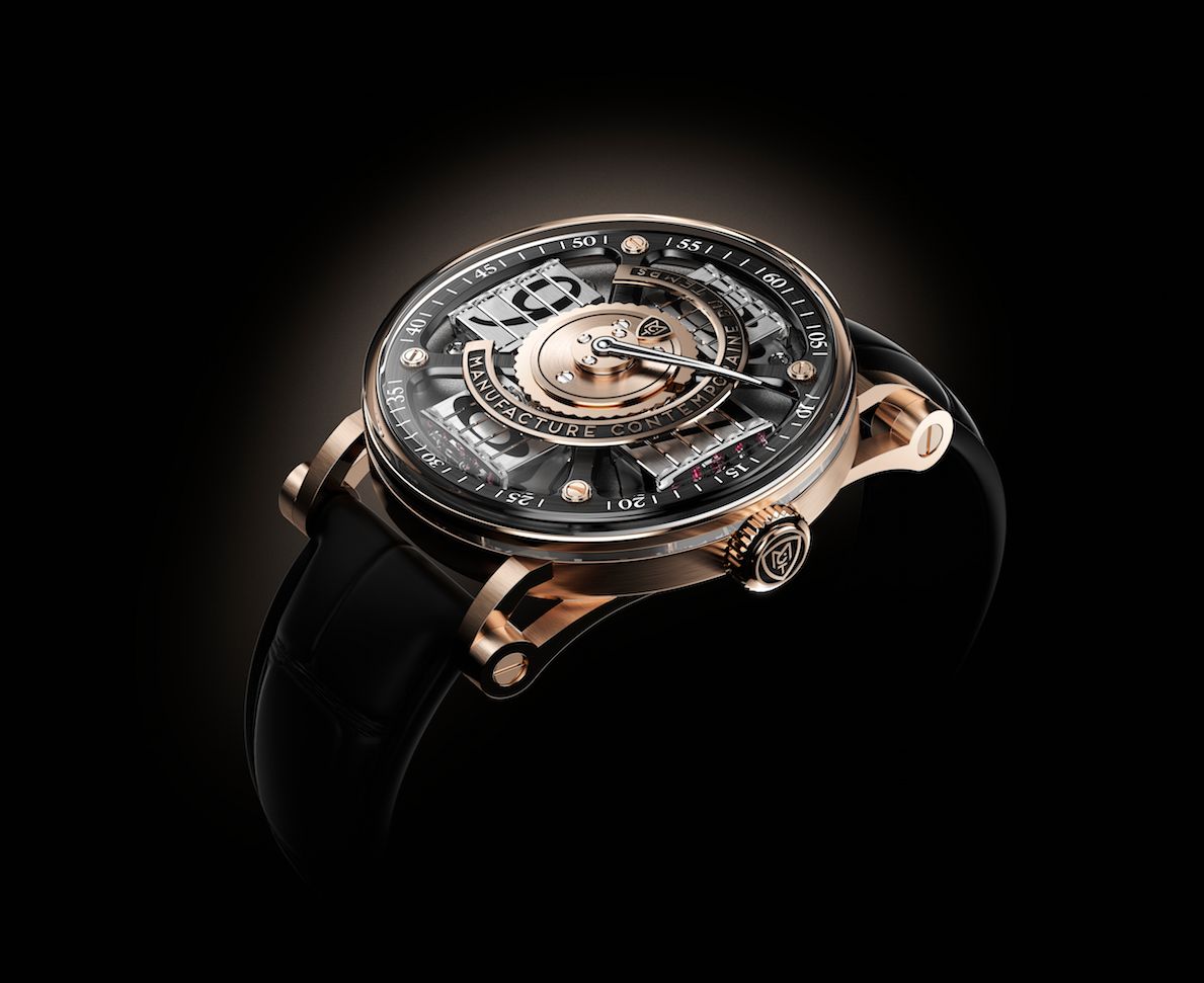 Montre Baselworld 2014 Montre Contemporaine du Temps