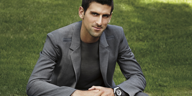 Montre Novak Djokovic Audemars Piguet