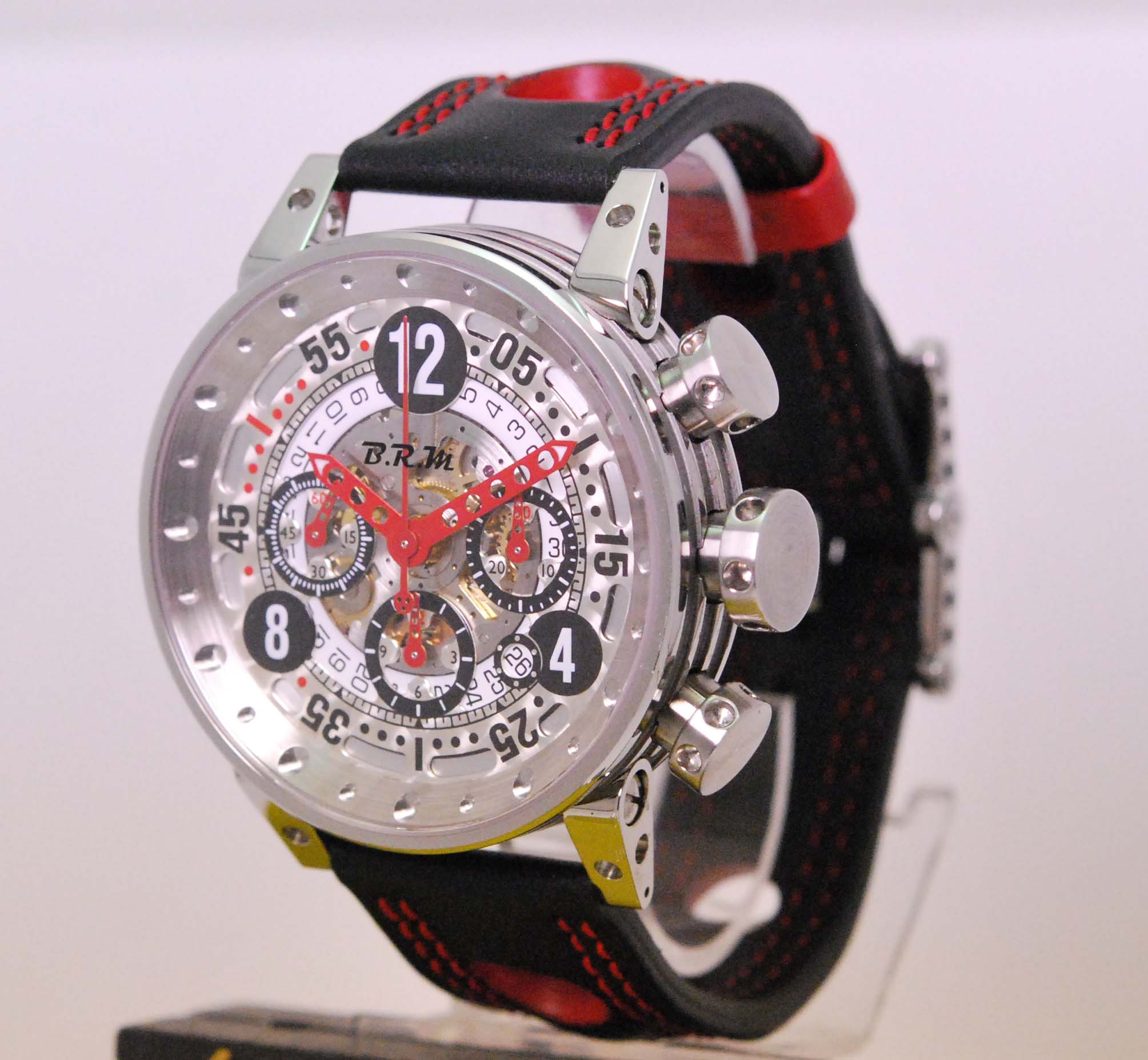 Montre V12 Racing de BRM