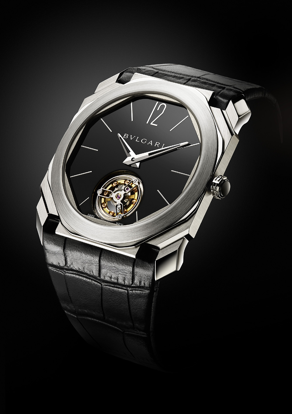 Montre Octo Finissimo Tourbillon de Bulgari