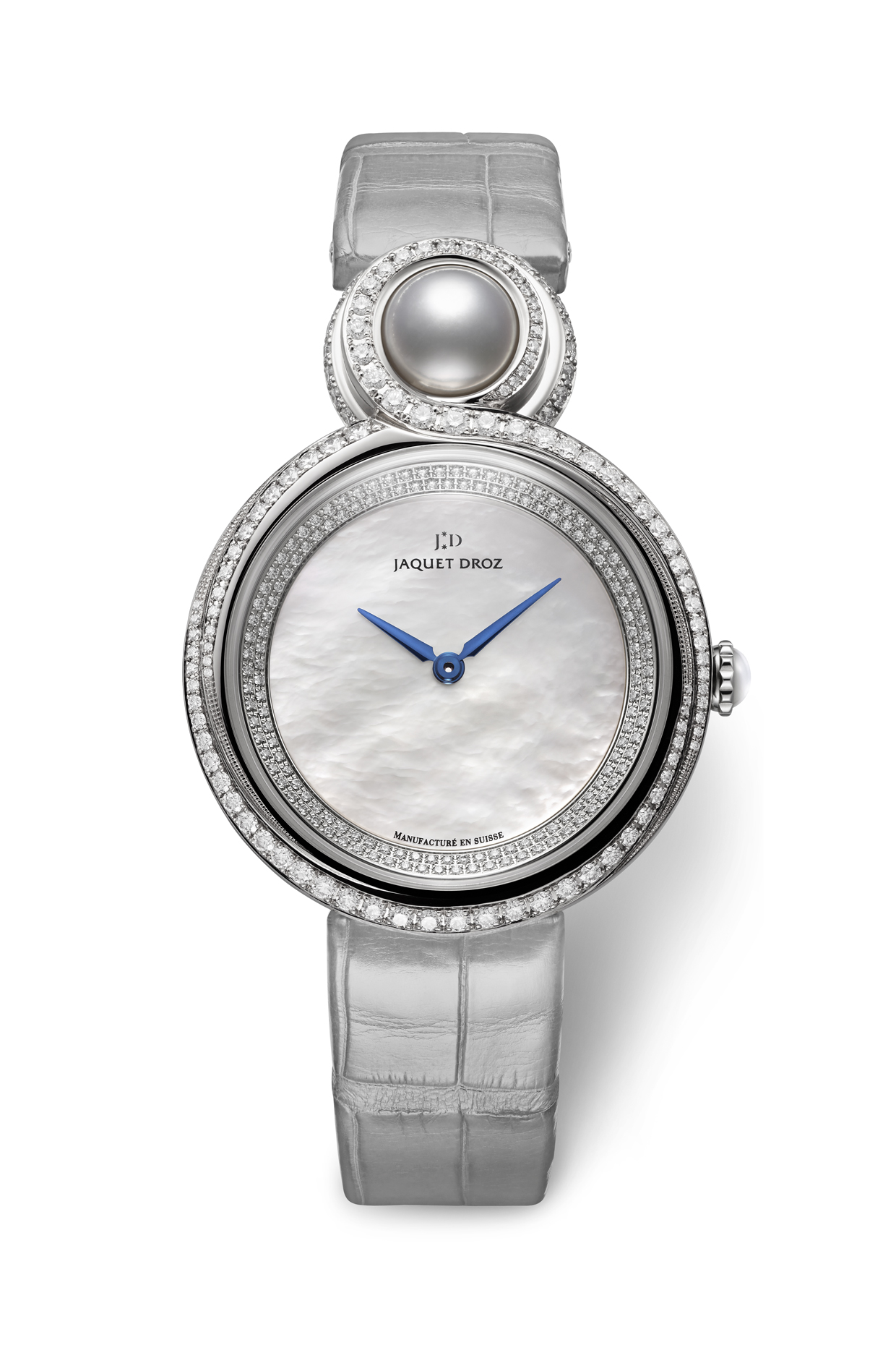 Montre Jaquet Droz Lady 8