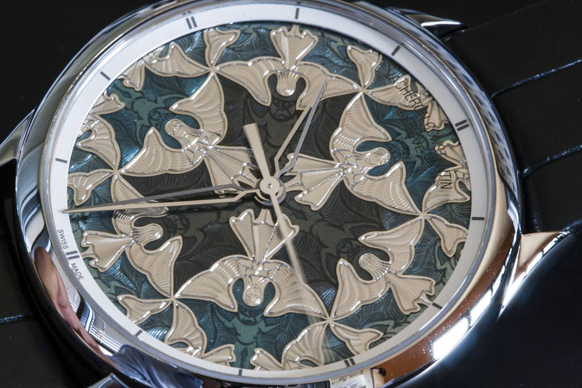 Montre art graphique de Vacheron Constantin