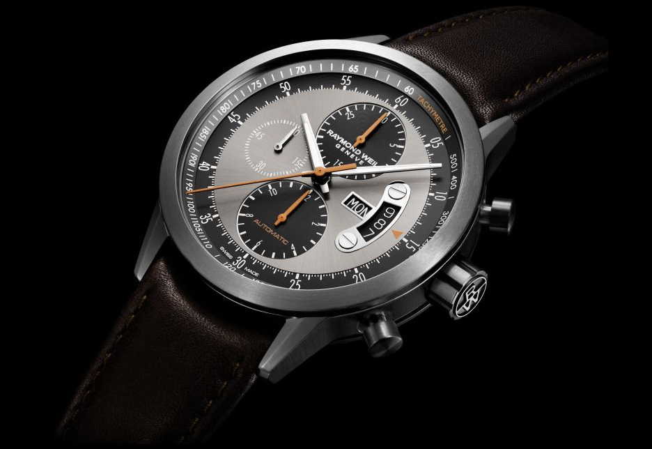 Raymond Weil, montre de la collection freelancer