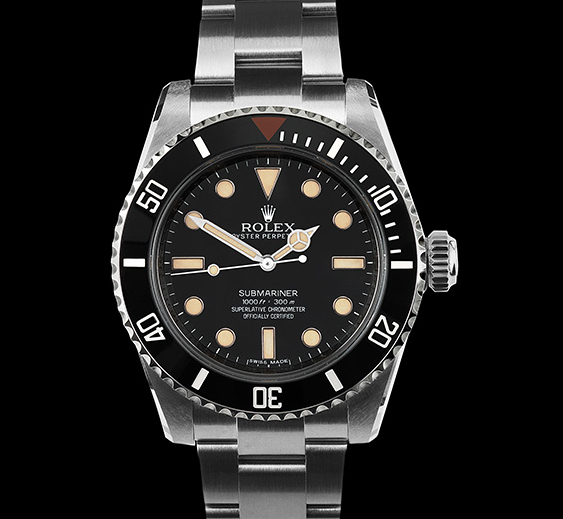 Montre Rolex Submariner ceramic non date