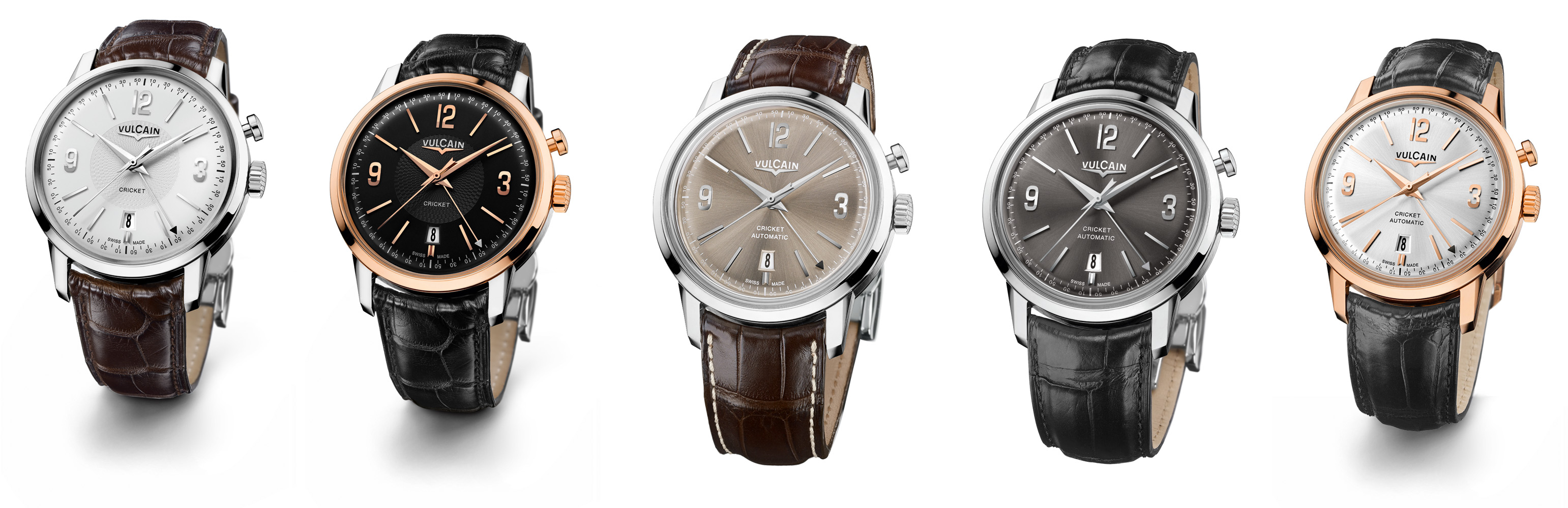 Collection de montres Vulcain 50s Presidents Watch
