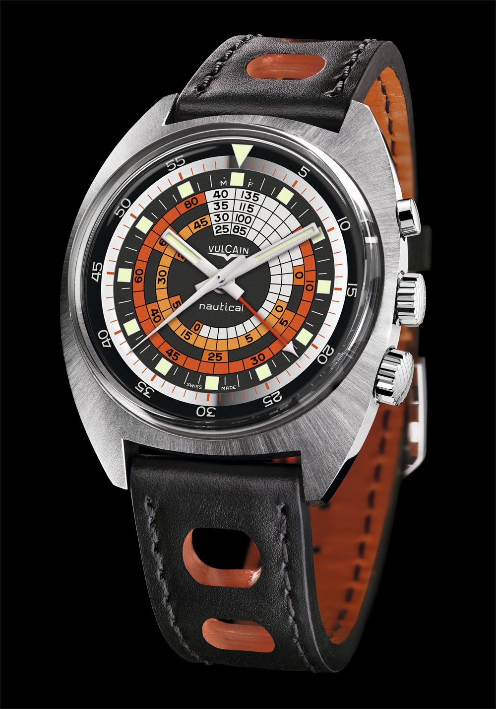 Montre Vulcain Nautical Seventies