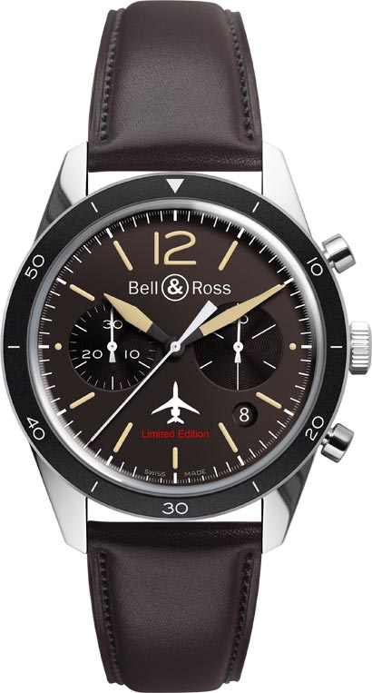 Montre Bell & Ross Vintage BR 126 Falcon