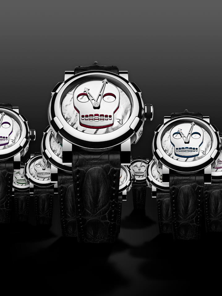 Montre RJ-Romain Jerome Art-DNA par John M Armlender