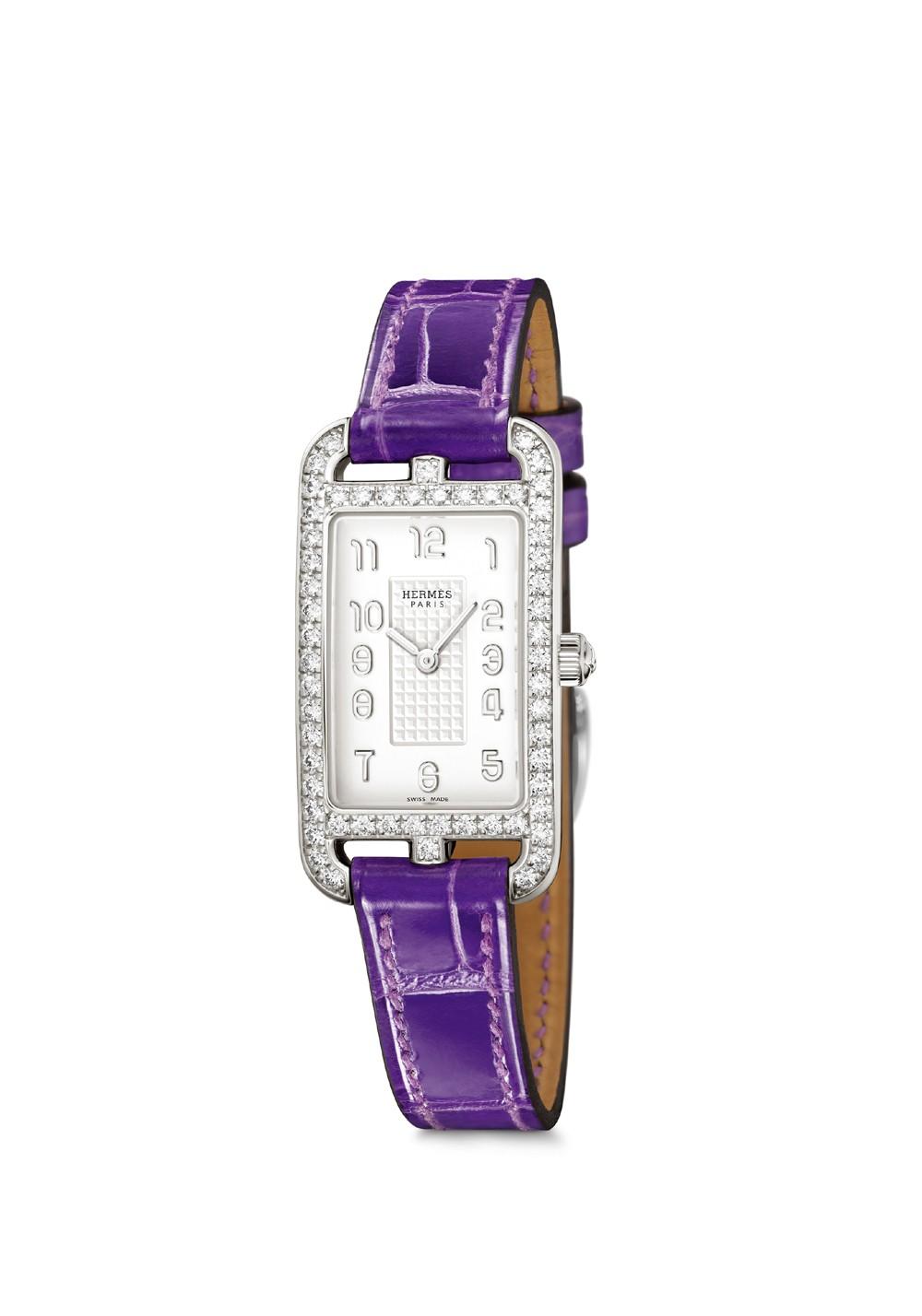 aac2f066f77 Hermès réinvente sa ligne de montres Cape Cod