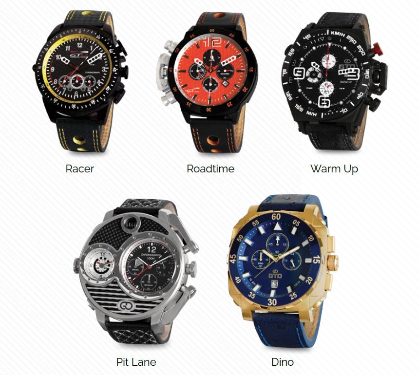 baselworld 2014 la collection de montres gto dans la course. Black Bedroom Furniture Sets. Home Design Ideas