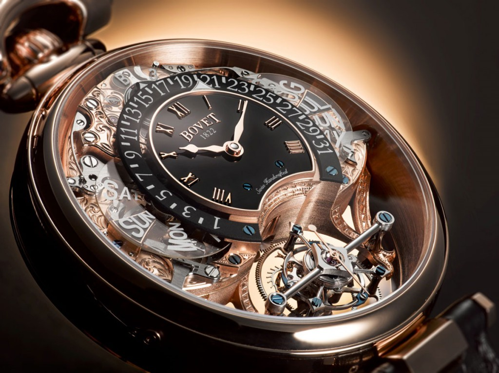 Montre Bovet Tourbillon Virtuoso III