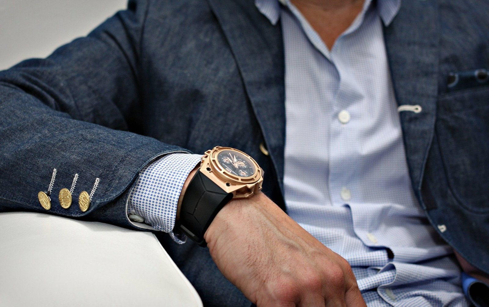 Bracelets de montres de luxe
