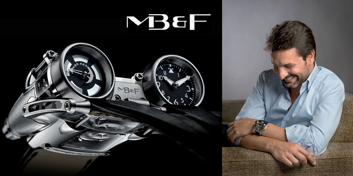 Interview de MB&F