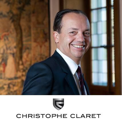 Portrait de Christophe Claret