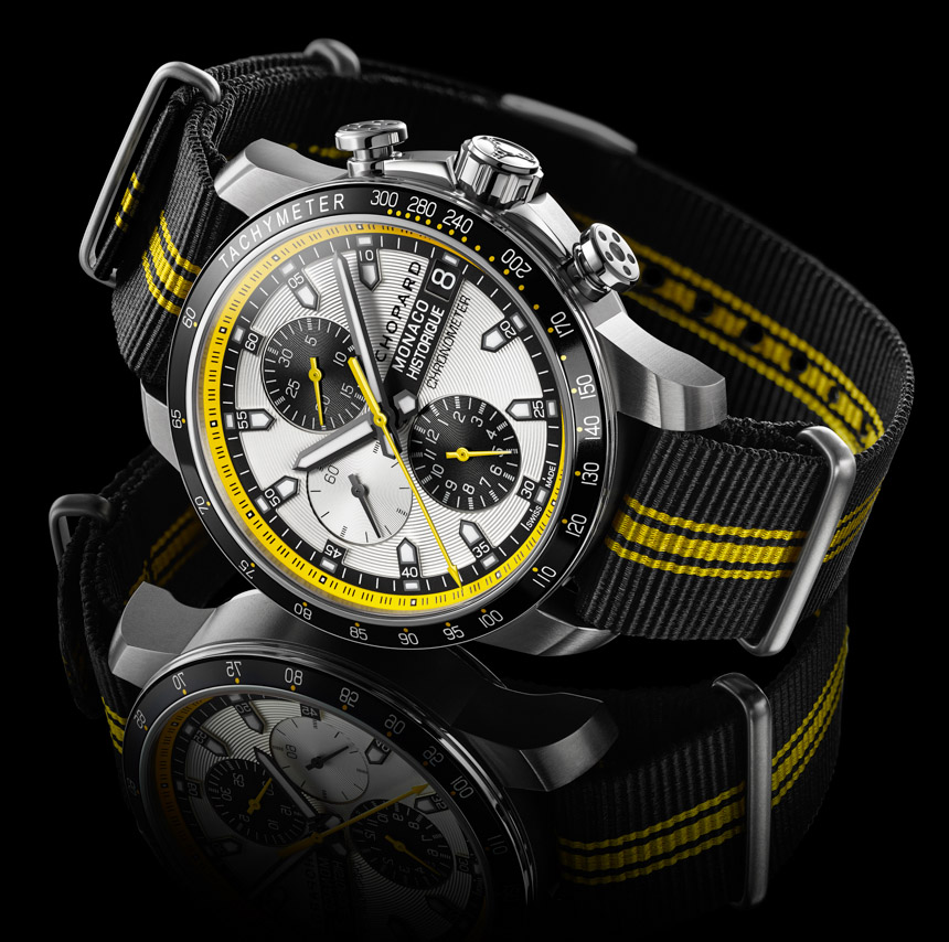 Montre Chopard Classic Racing Grand Prix de Monaco