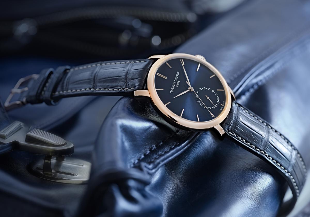 Frederique Constant Slimline Classic Manufacture 2014