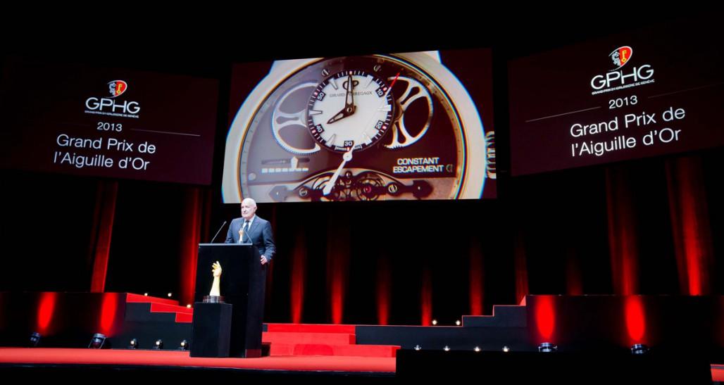 Grand Prix de l'Horlogerie de Genève