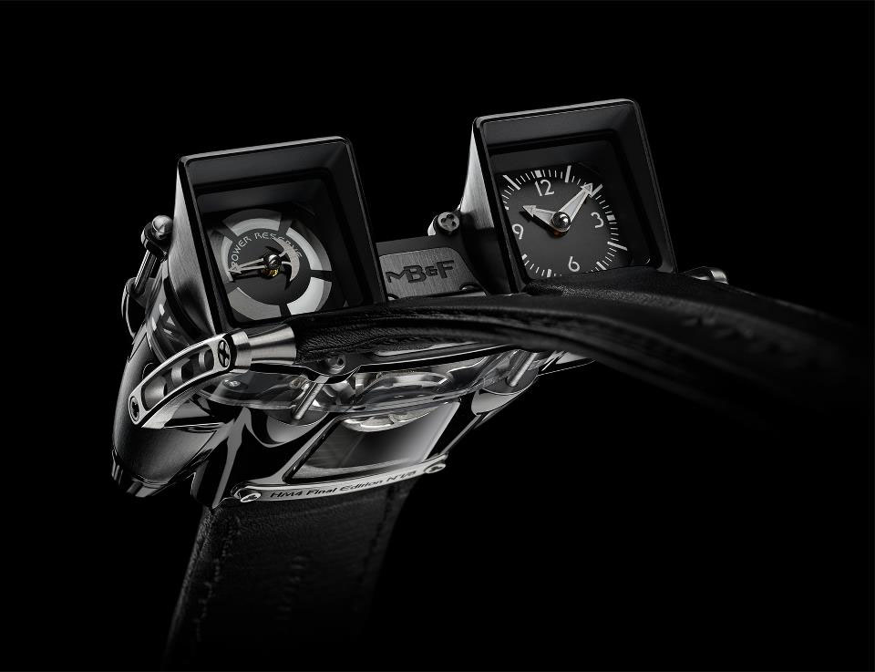 MB&F HM4 Final Edition is an extreme Machine