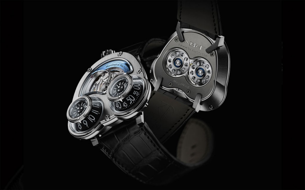 Montre MB&F de la collection Horological Machines