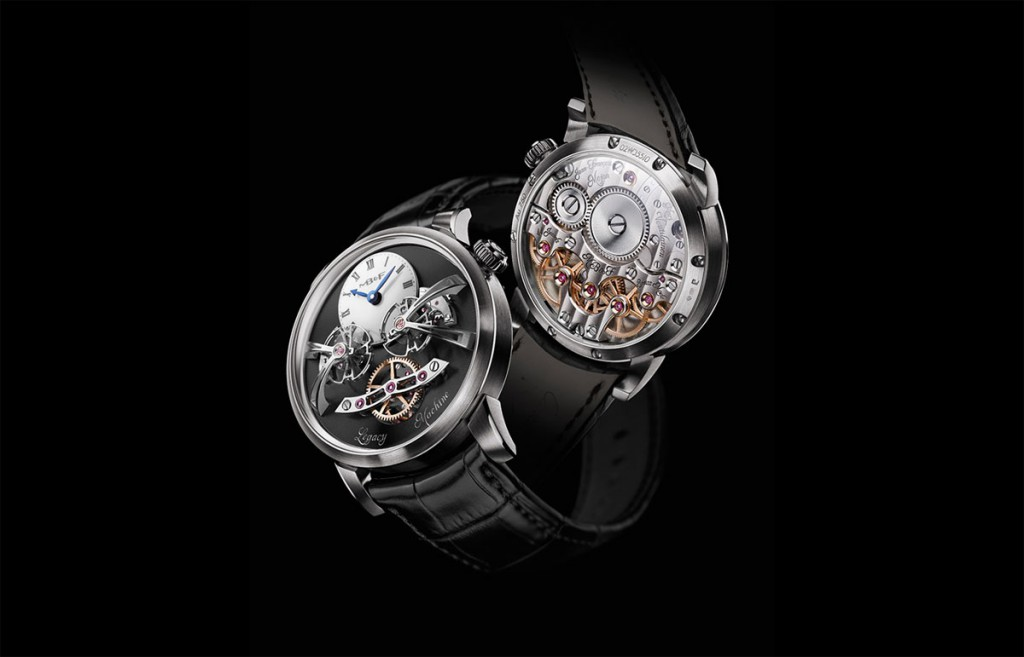 Montre MB&F de la collection Legacy Machines