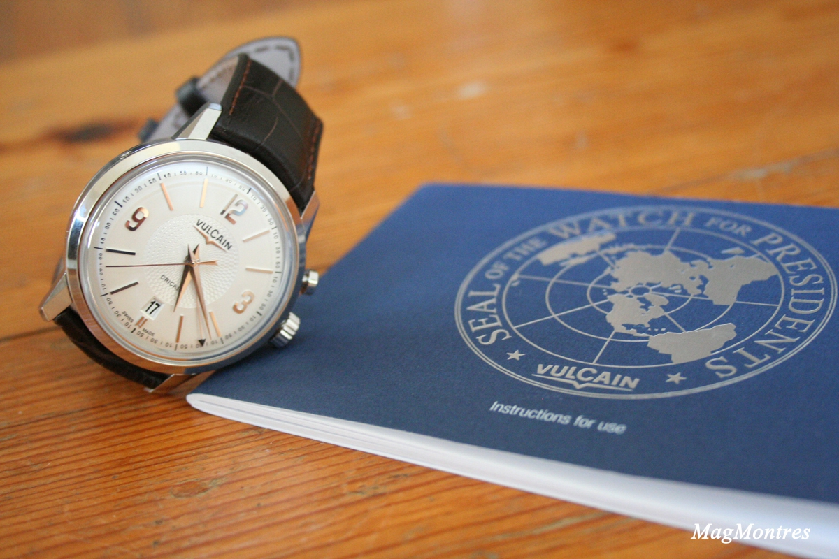 Montre Vulcain 50s Presidents' Watch