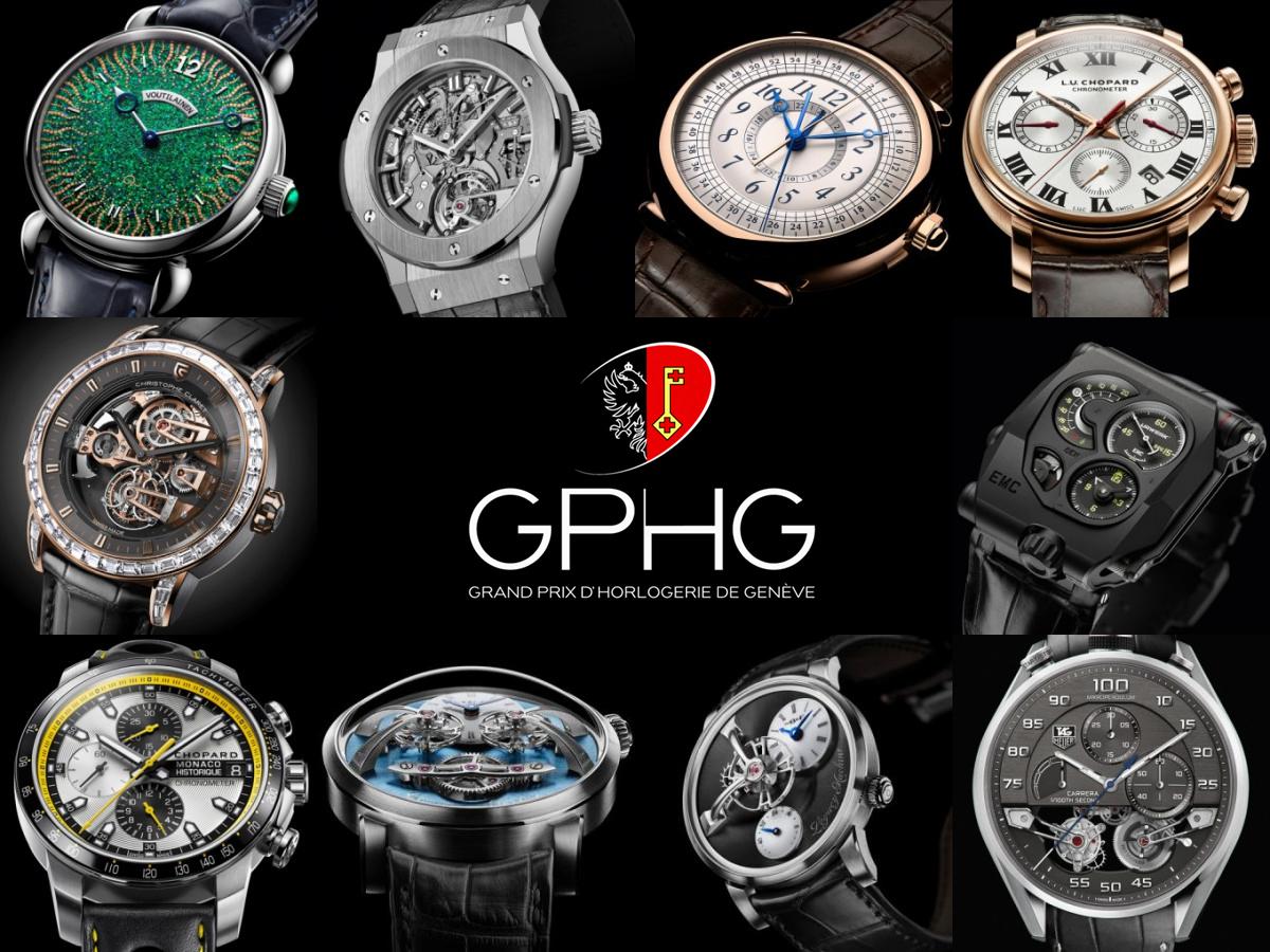 Montres du GPHG 2014