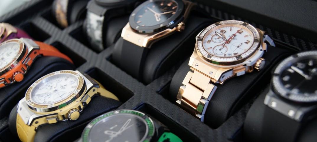 Prix des montres de luxe