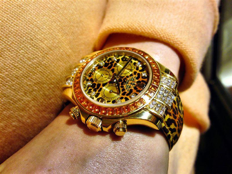 La Rolex de Jules Cesar selon l'OPC