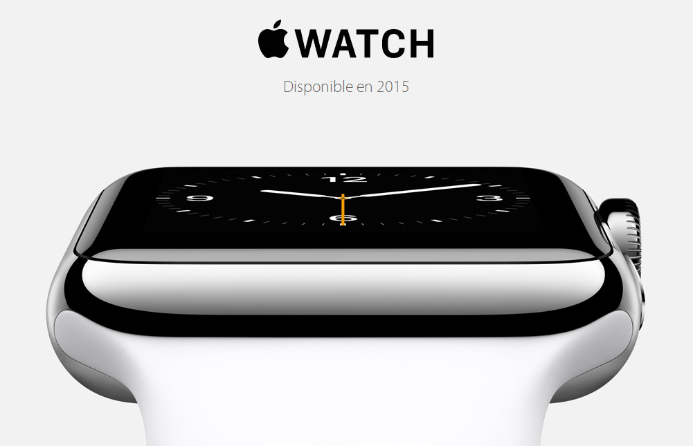 iWatch - Apple Watch