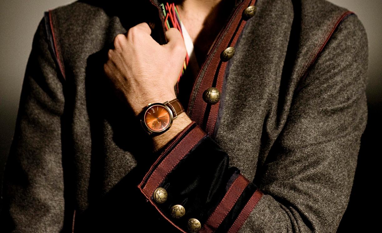 Les styles de montres de luxe