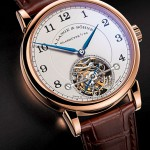 A. Lange & Söhne 1815 Tourbillon with Stop Seconds and Zero-Reset