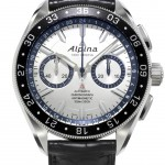"Alpina - Alpiner 4 chronographe ""Race for Water"""