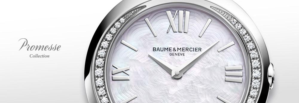 Collection de montres Promesse de Baume & Mercier