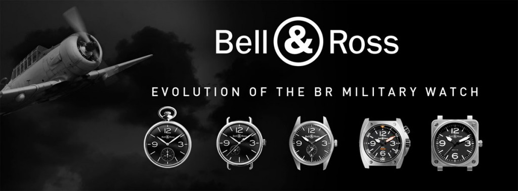 Evolution des Montres Bell & Ross