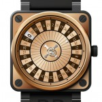 Montre BR01 Casino Or jaune de Bell & Ross