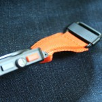 Montre BR 03-94 Carbon-Orange Ltd, bracelet et attache - Bell & Ross