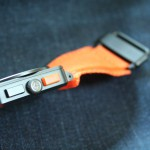 Montre BR 03-94 Carbon-Orange Ltd, couronne et bracelet - Bell & Ross