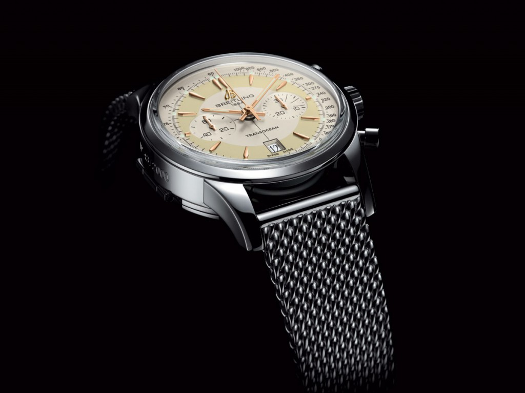 Breitling Transocean Chronograph Edition