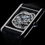 Cartier LC Sapphire Skeleton (40 000 euros)
